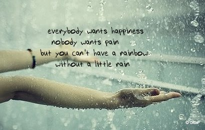 Rain & pain